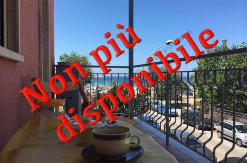 Affitto ad Alghero lido Vacanze vista mare