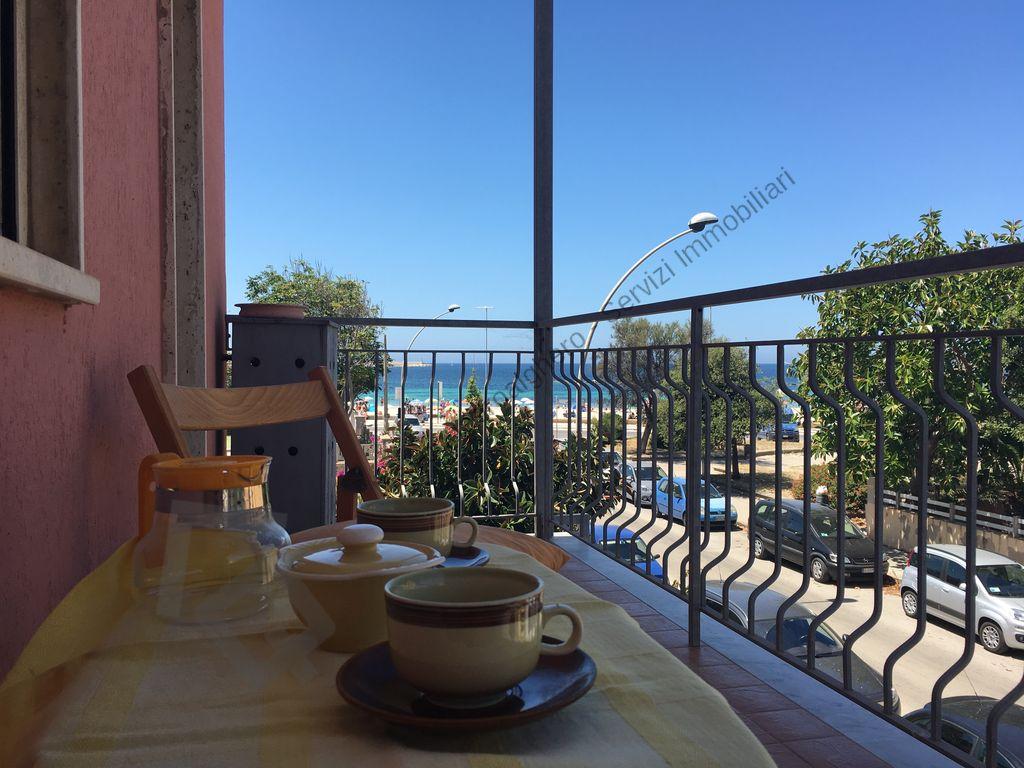 Casa Vacanze vista mare davanti lido Alghero 06