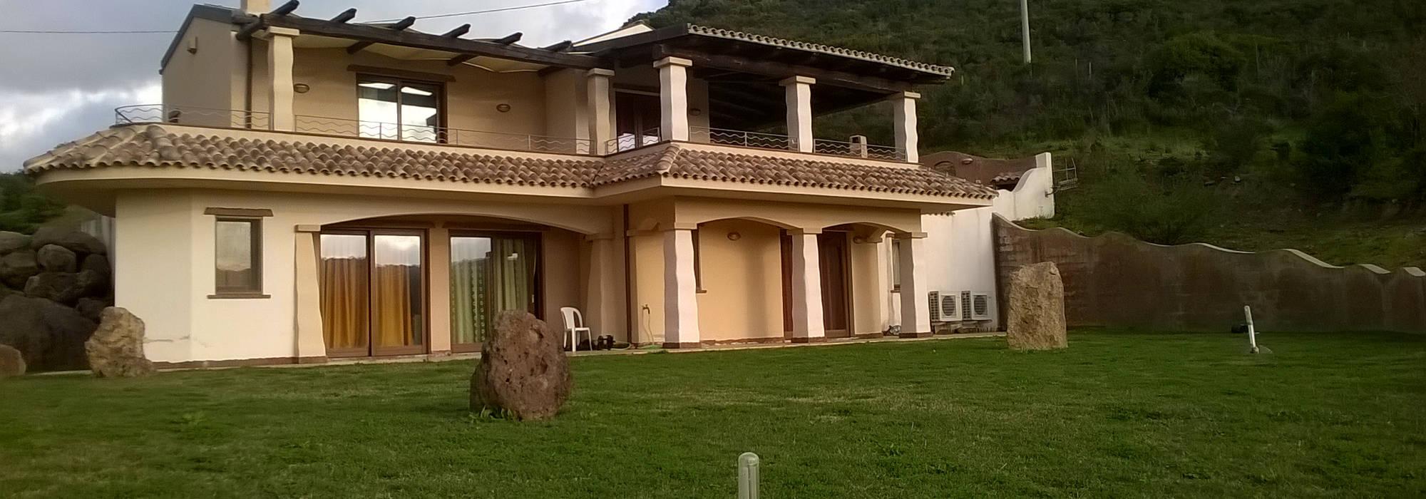 Villa Loc. Monte Ricciu a 5km dal centro di Alghero