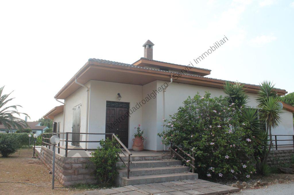 Villa indipendente – Località Porto Ferro Alghero