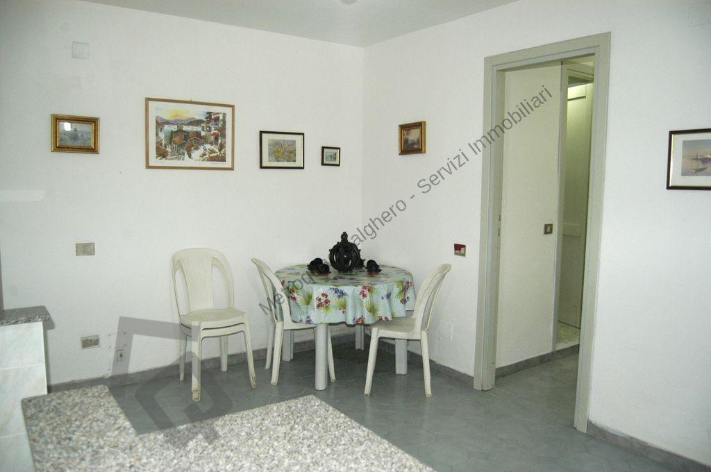 Seminterrato 40mq. zona lido Via Liguria Alghero