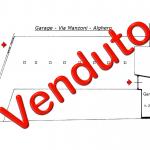 Garage 32mq. zona centrale - Via Manzoni - Alghero