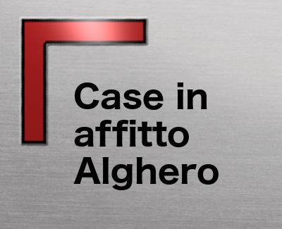 Case in Affitto Alghero