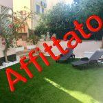 160108 Appartamento con giardino in affitto alghero