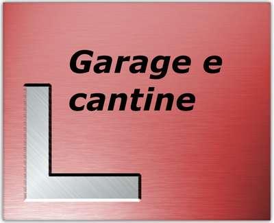 Garage e cantine