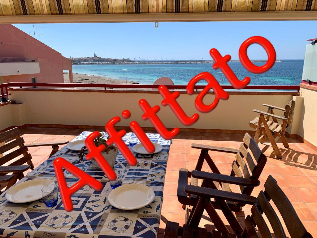 Appartamento fronte lido con terrazza Alghero